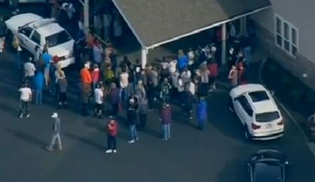 ABDde okula silahlı saldırı
