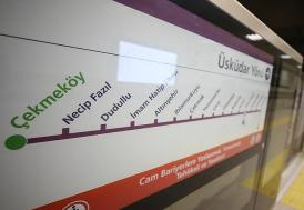Üsküdar - Çekmeköy metrosunun 2. etabı açılıyor