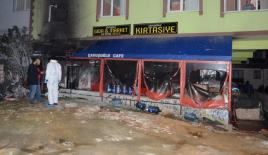 Çekmeköy'de yangın: 1 ölü