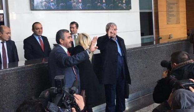 Celal Kılıçdaroğlu, AK Parti Genel Merkezinde