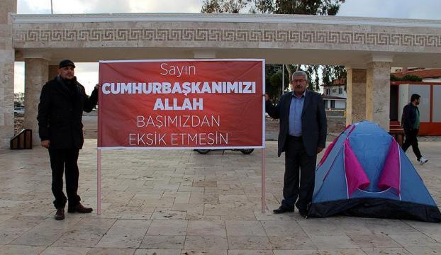 Celal Kılıçdaroğlu oturma eylemine başladı