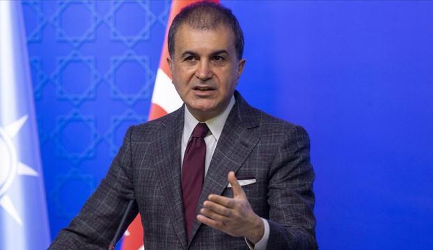 AK Parti Sözcüsü Çelikten CHP Genel Başkanı Kılıçdaroğlunun açıklamalarına tepki