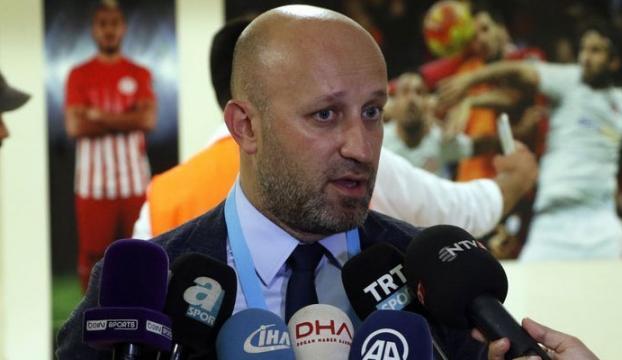 Galatasarayda Cenk Ergünle yollar ayrıldı