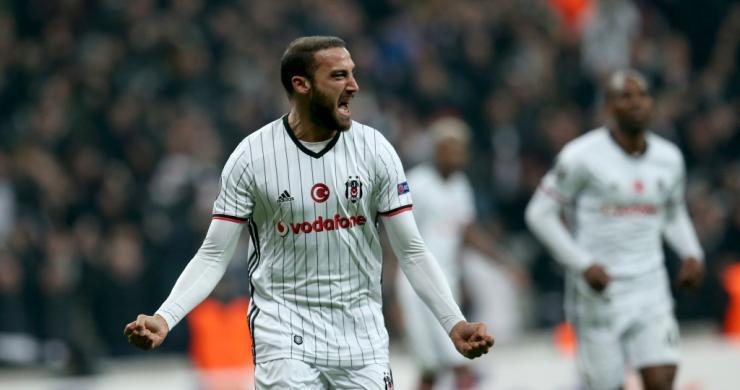 Beşiktaş iyi gidiyor! 2-1