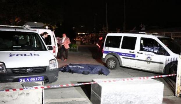 Beşiktaşta denizde ceset bulundu
