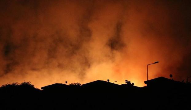 Tarım ve Orman Bakanı Pakdemirliden Çeşmedeki yangına ilişkin açıklama: