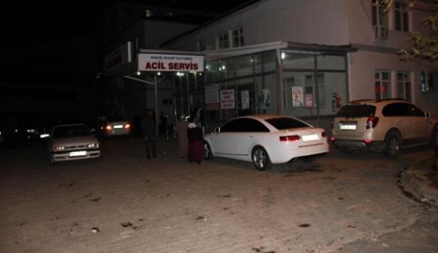 Çevik Kuvvet Müdürüne silahlı saldırı