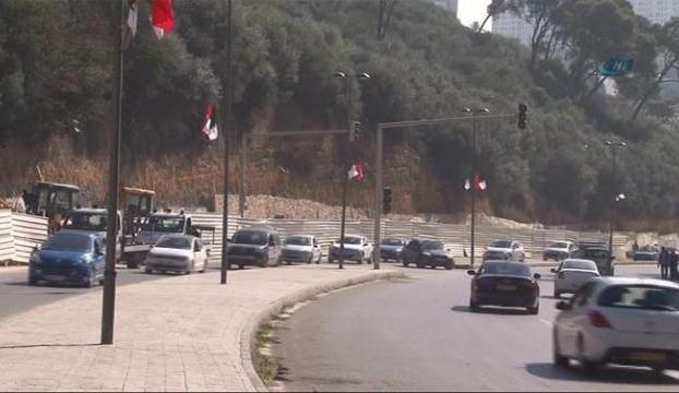 Türk bayraklarıyla donatıldı
