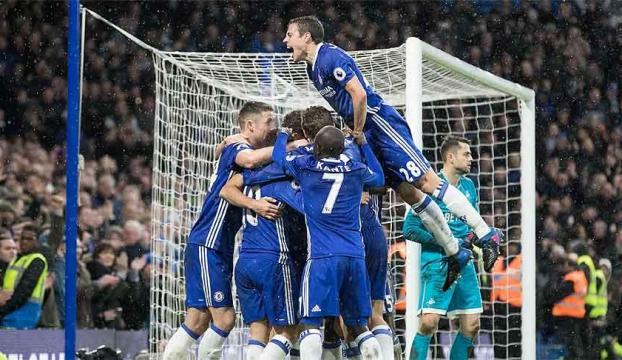 Chelsea, İspanyol yıldızlarıyla kazandı