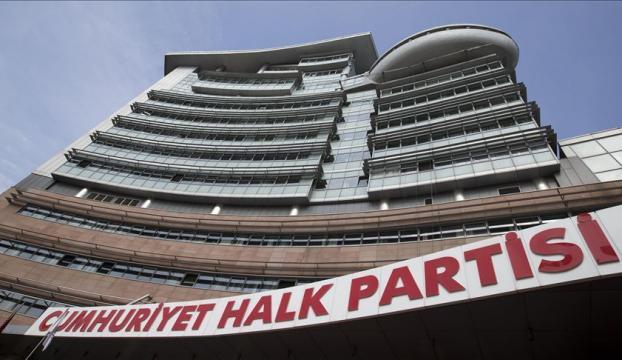 CHPden Siyasi Etik Teklifi