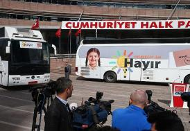 CHP'nin kampanya logosu tanıtıldı