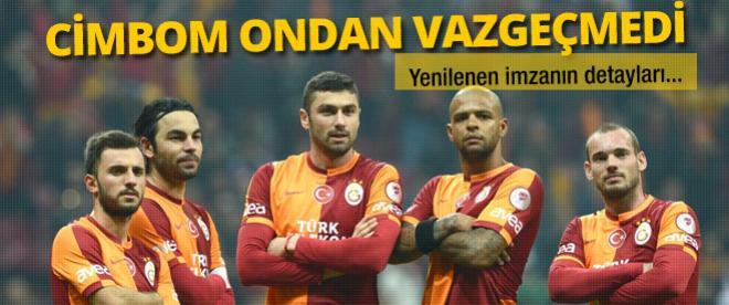Galatasaray golcüsünden vazgeçmiyor