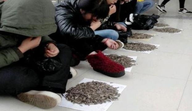 Hocadan Çin işkencesi gibi ceza