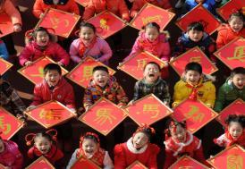 """Çin'de """"iki çocuk politikası"""" nüfusu patlattı"""