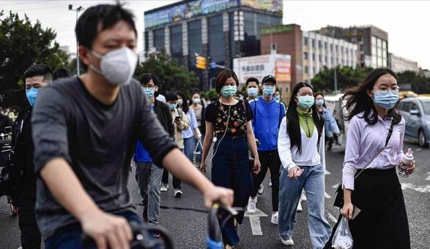Çinde son 24 saatte 108 yeni Kovid-19 vakası tespit edildi