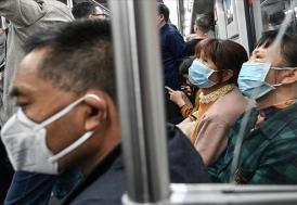 Çin'de yeni koronavirüs bulaşan kişi sayısı 571'e çıktı