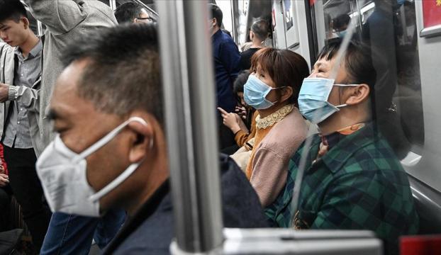Çinde yeni koronavirüs bulaşan kişi sayısı 571e çıktı