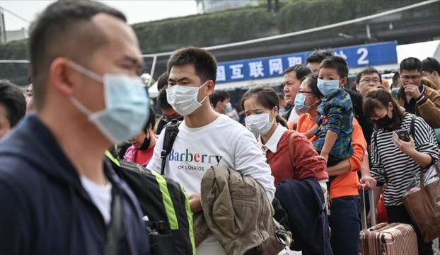 Çinde yeni koronavirüs salgınında can kaybı 25, enfekte sayısı 830a yükseldi