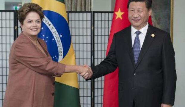 Çin ve Brezilya ortak oldu