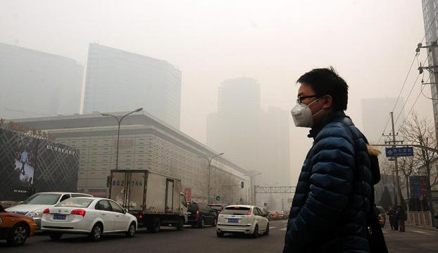 Çinliler hava kirliliğine çare bulmaya çalışıyor