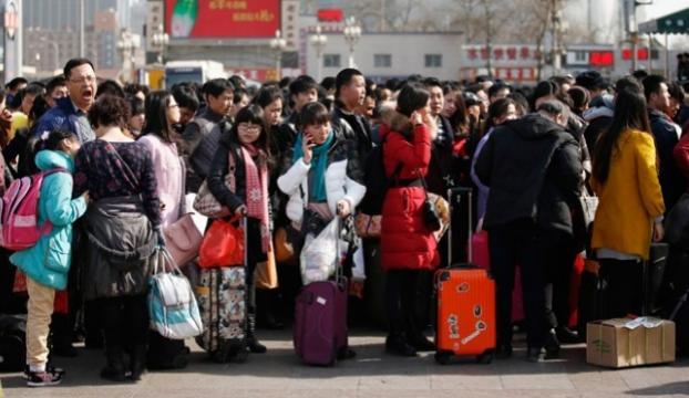 Çinde kuş gribi yayılıyor