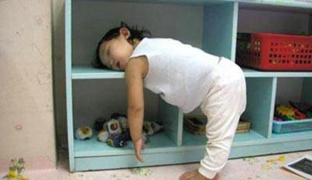 Çocuklarda uyurgezerlik