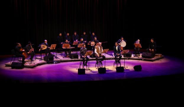 CRR Tasavvuf Müziği Topluluğu konser verdi