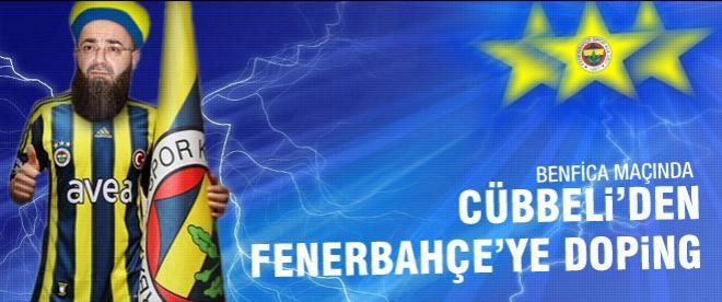 Fenerbayçe'ye Cübbeli dopingi