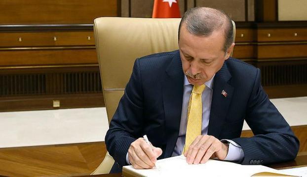 Cumhurbaşkanı Erdoğandan 19 kanuna onay