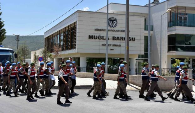Cumhurbaşkanı Erdoğana suikast girişimi davasına devam ediliyor