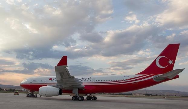 Cumhurbaşkanı Erdoğan Kuveyte gitti