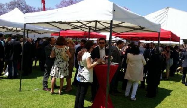 Cumhuriyet Bayramı Güney Afrikada kutlandı