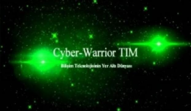 Cyber Warrior hackledi!