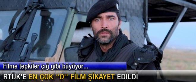 RTÜK'e en çok ''o'' film şikayet edildi