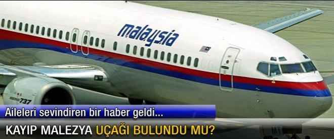 Kayıp Malezya uçağı bulundu mu?