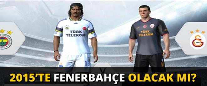 Müjdeyi verdi: 2015'te Fenerbahçe olacak mı?