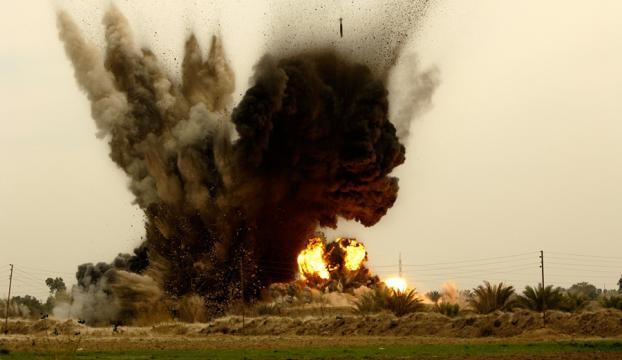 Bombalı saldırıda çok sayıda ölü var