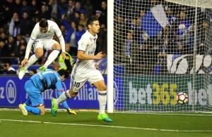 Real Madrid, Deportivo'dan 3 puanı kolay aldı