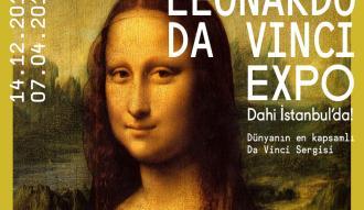 """Leonardo Da Vinci Expo: Dahi İstanbul'da"" sergisi"