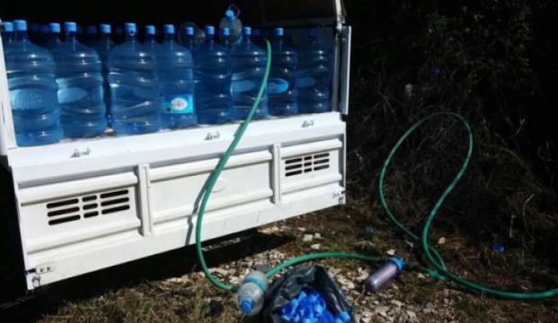 Damacana su skandalı