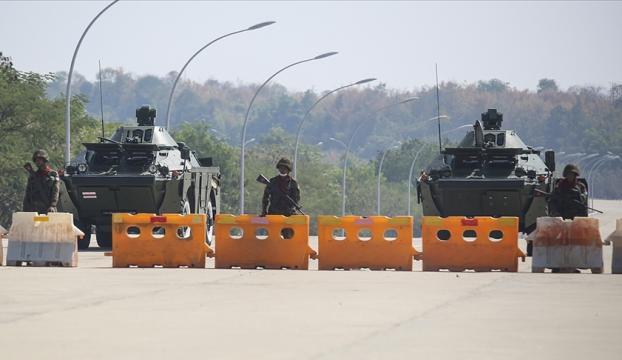 G-7 ülkeleri ve AB, Myanmardaki askeri darbeyi kınadı