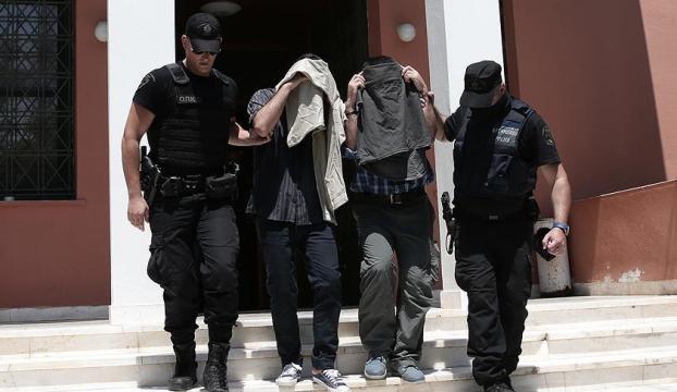 Suikast timi ile Yunanistana kaçanların irtibatları tespit edildi