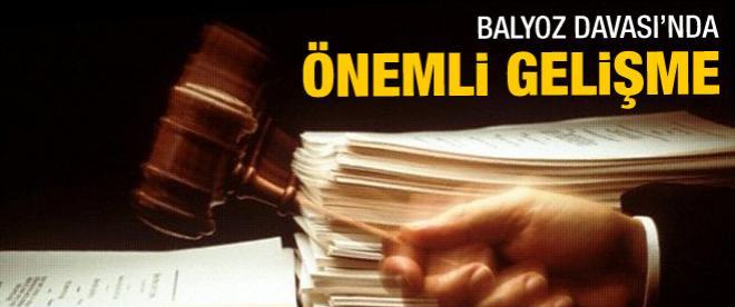 Balyoz'da yeniden yargılama talebine red