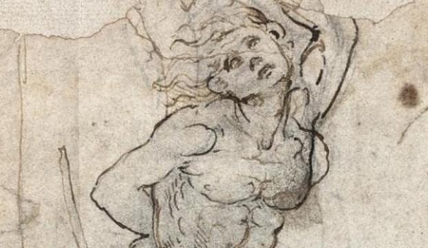Da Vincinin eskizine 15,8 milyon dolar değer biçildi