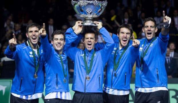 Tenis: Davis Kupası