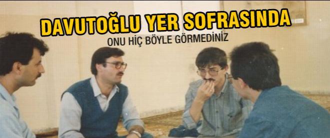 Üniversite arkadaşı Davutoğlu'nu anlattı