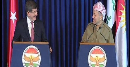 Davutoğlu'nun kürtçe tercüme esprisi