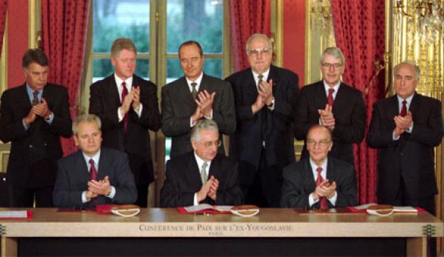 Dayton Antlaşması 19 yıl önce bugün imzalandı