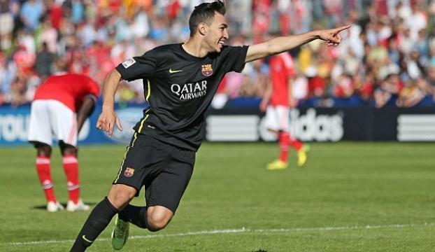 Barcelona genç yıldızın sözleşmesini yeniledi