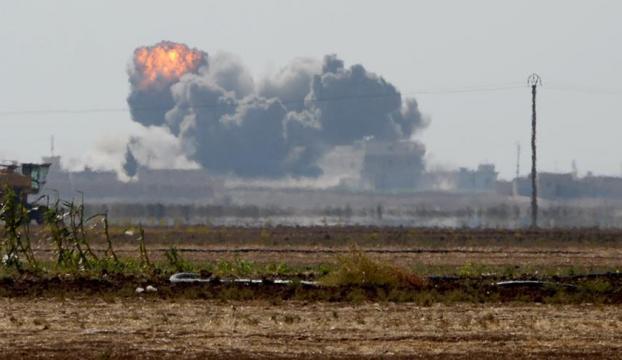 Türk ve Rus jetleri DEAŞ hedeflerini vurdu